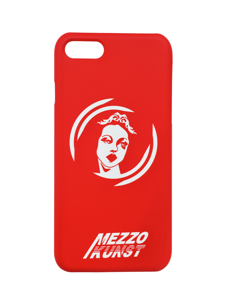 HIGHER IPHONE CASE - RED