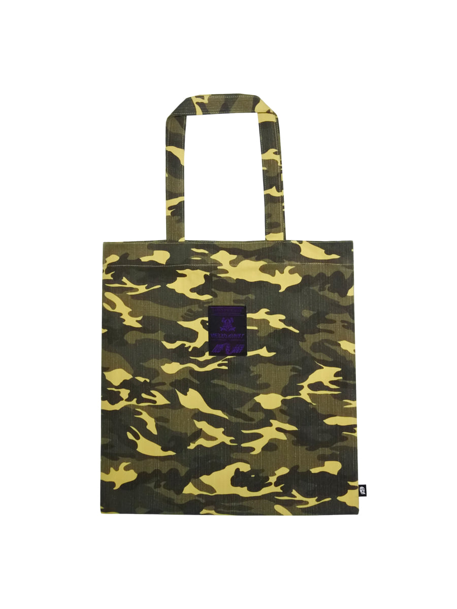 CAMOUFLAGE BAG - YELLOW